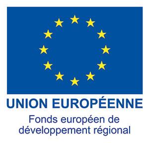 Logo FEDER Union Européenne