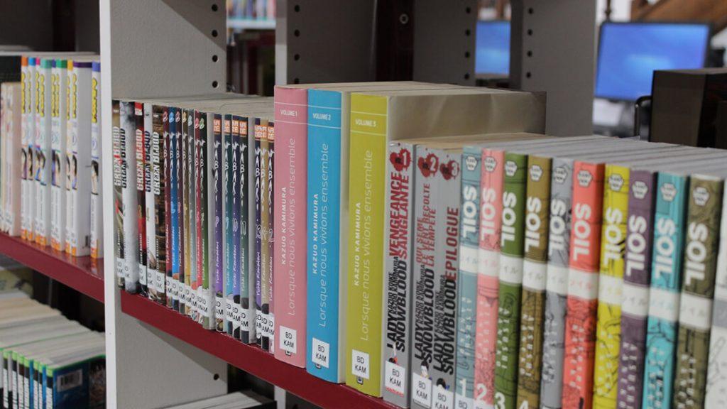 60 000 ouvrages et revues