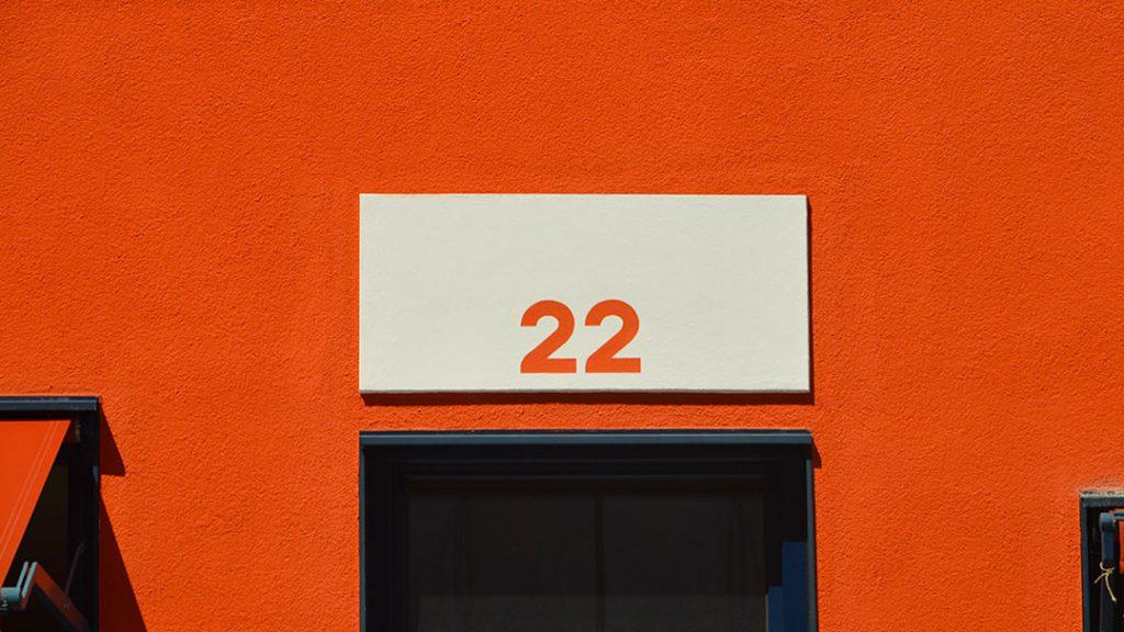 Numéro de voirie
