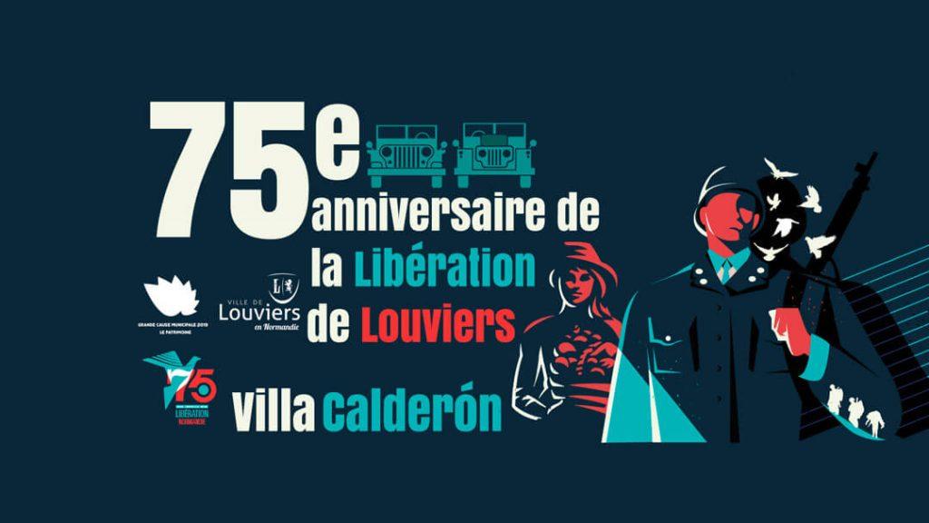 75ème anniversaire de la Libération de Louviers
