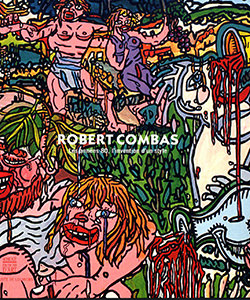 Catalogue Robert Combas