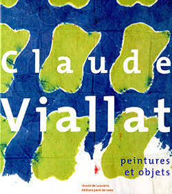Catalogue Claude Viallat