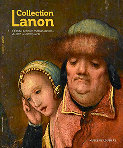 Catalogue de l'exposition de Edouard Lanon