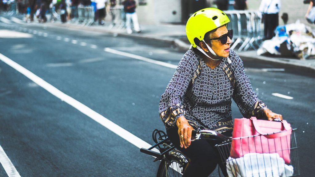Apprentissage vélo école