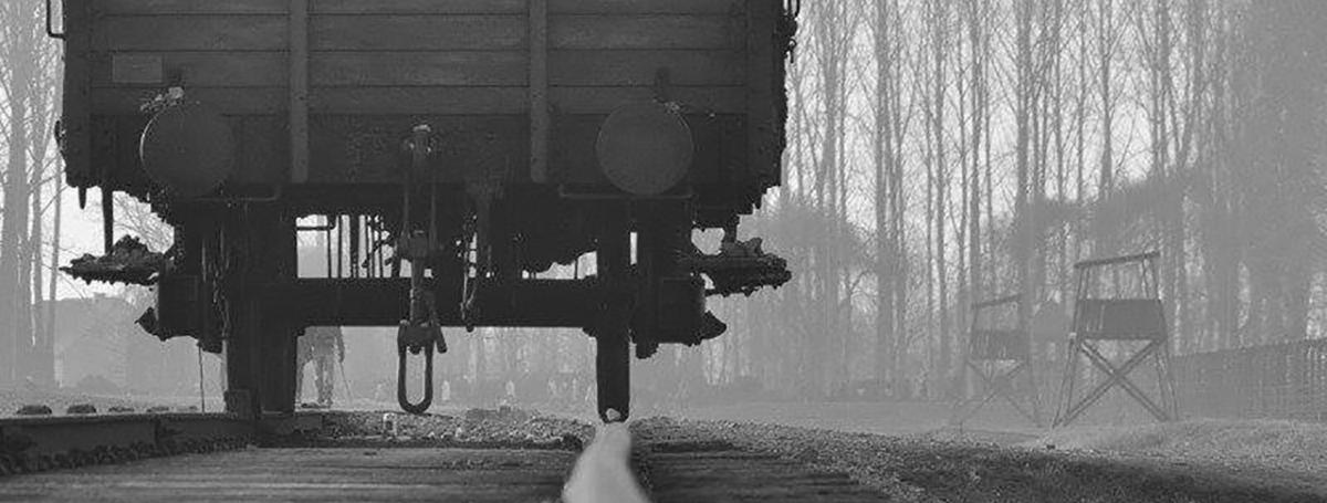 Wagon sur les rails