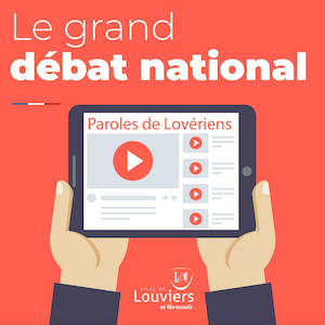 Grand Débat National Louviers