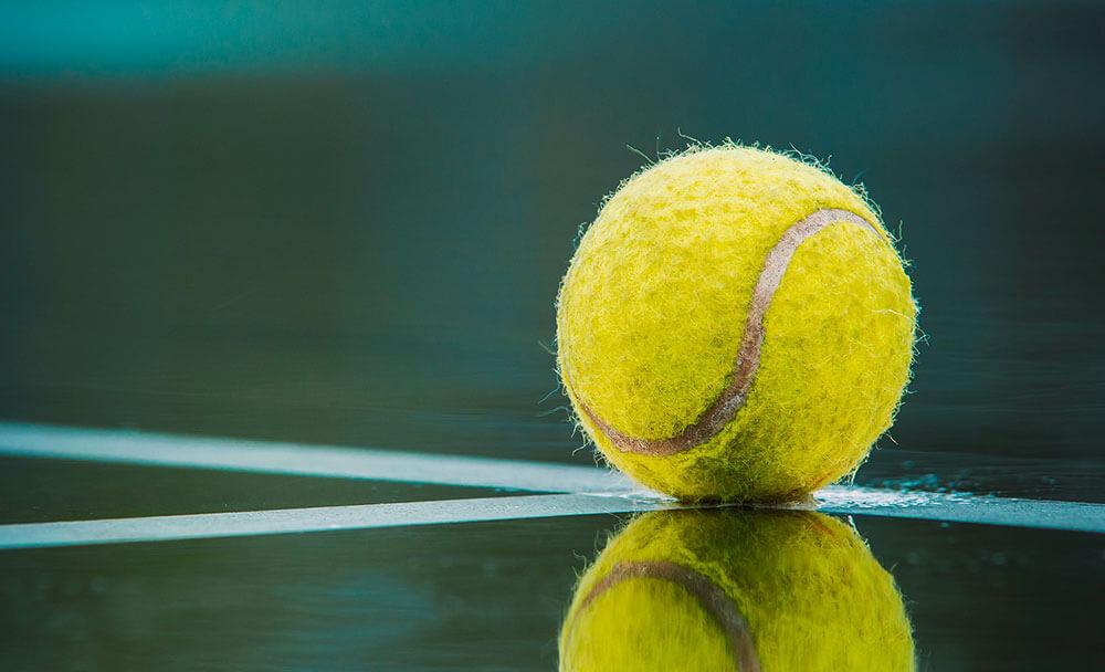 Complexe de tennis