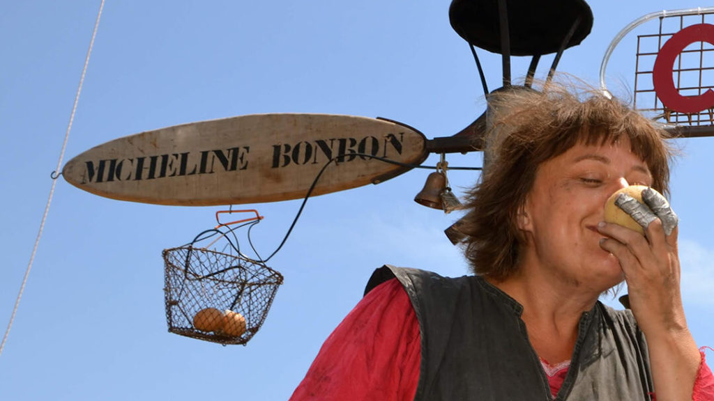 Micheline Bonbon