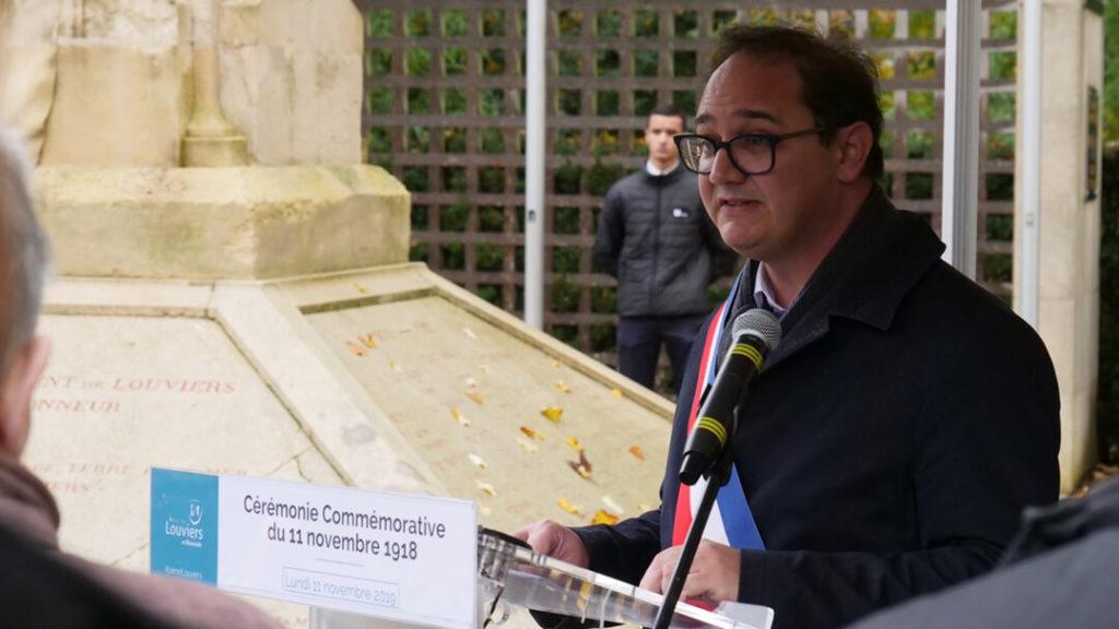 Allocution de François-Xavier Priollaud