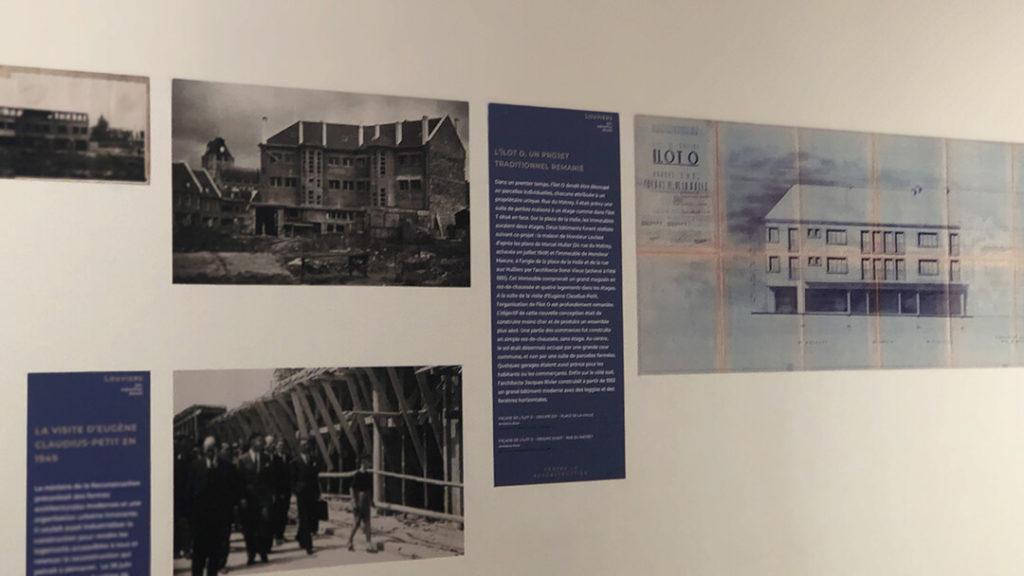 Ilot Musée Reconstruction