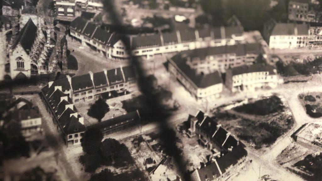 Vue aérienne de Louviers