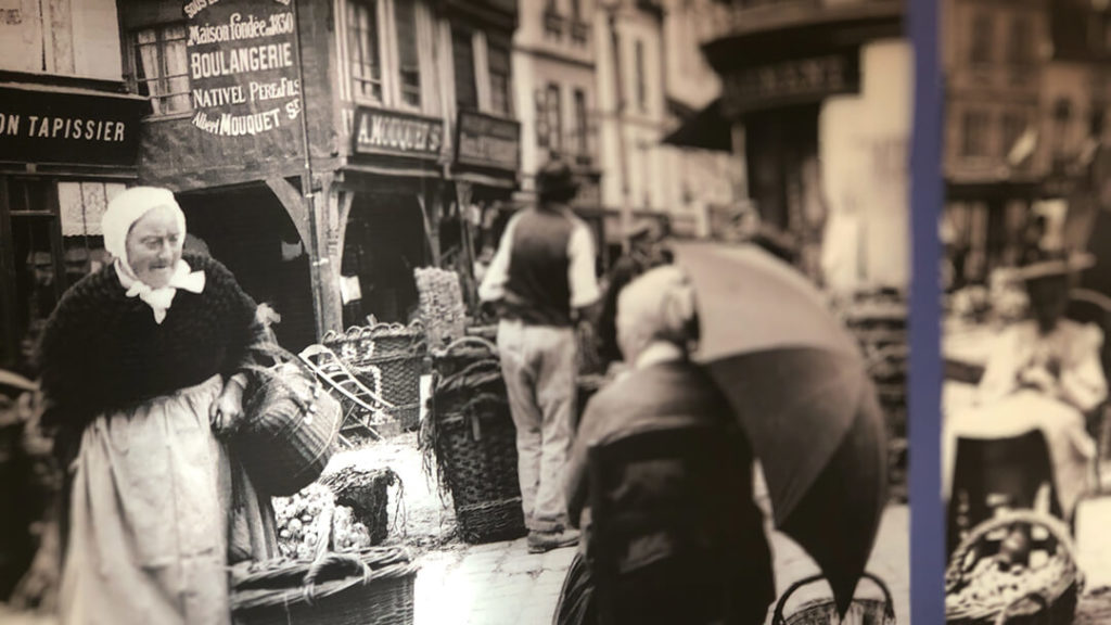 Dans les rues de Louviers