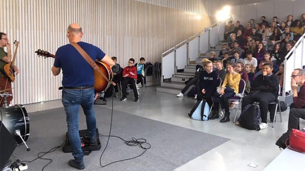 Blind test Auditions école de musique