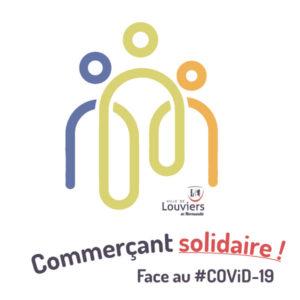 Commerçant Solidaire face au #COVID19