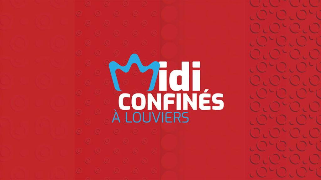 Midi confinés à Louviers