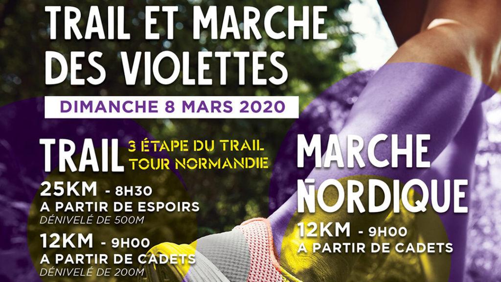 Trail des Violettes 2020