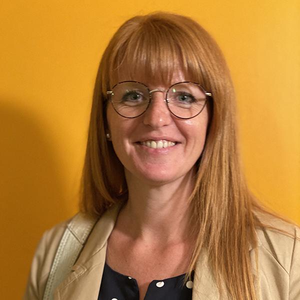 Ingrid LEVAVASEUR