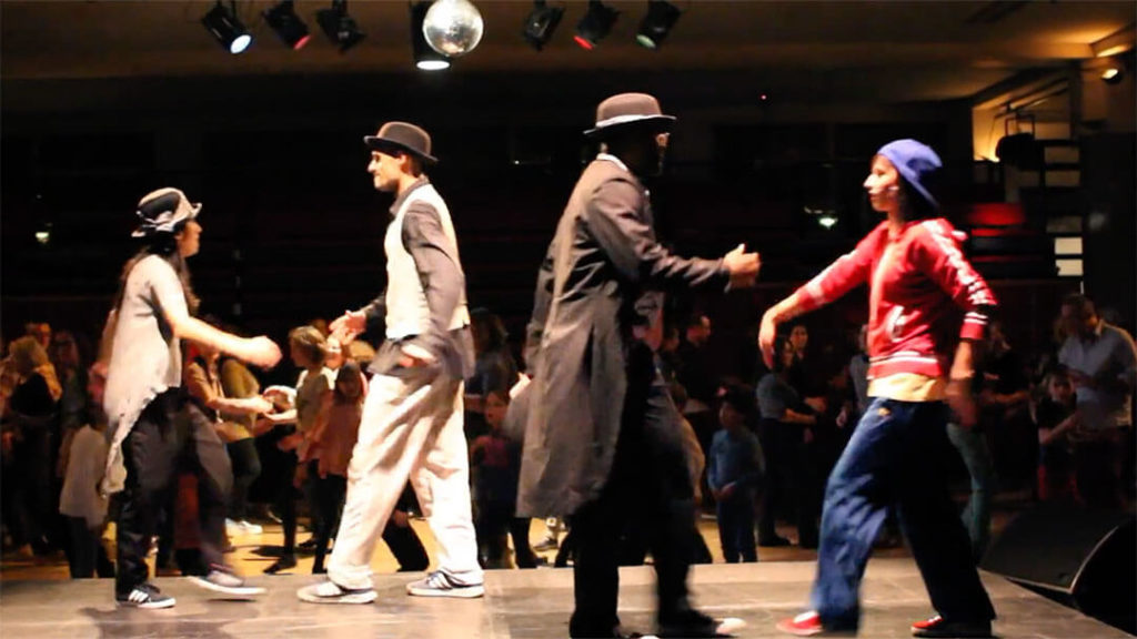 Bal hip-hop