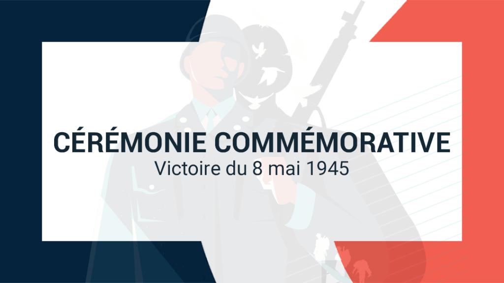 Cérémonie 8 mai 1945