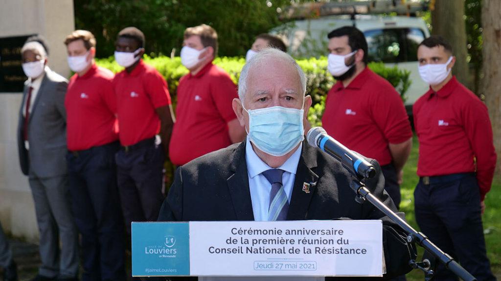 Journée nationale de la Résistance Jean-Pierre Duvéré