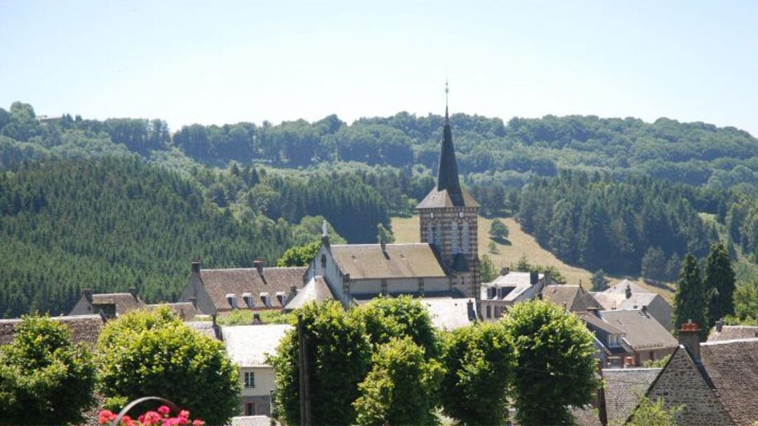 Saint-Sauve en Auvergne