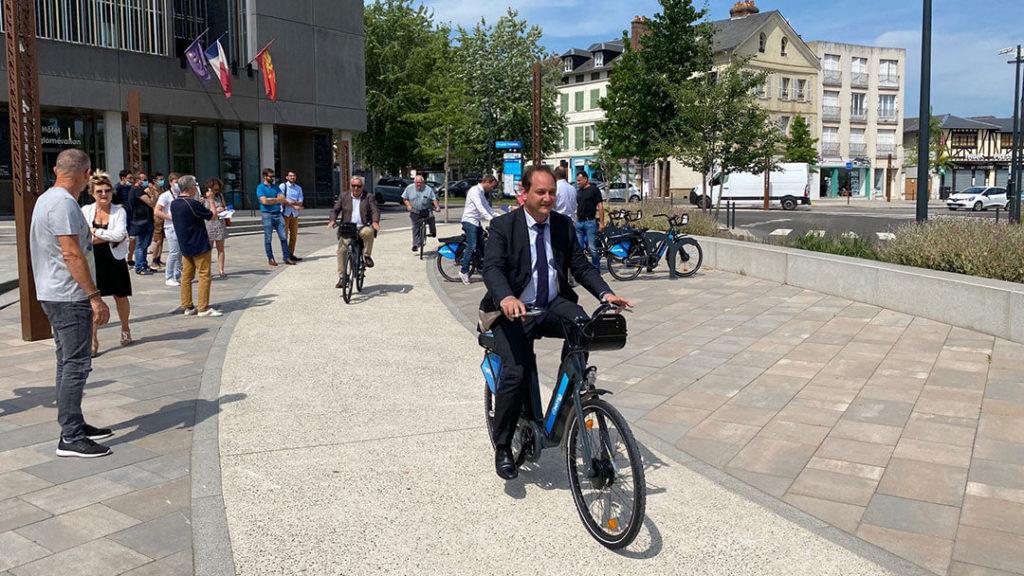 En selle sur les vélos électriques