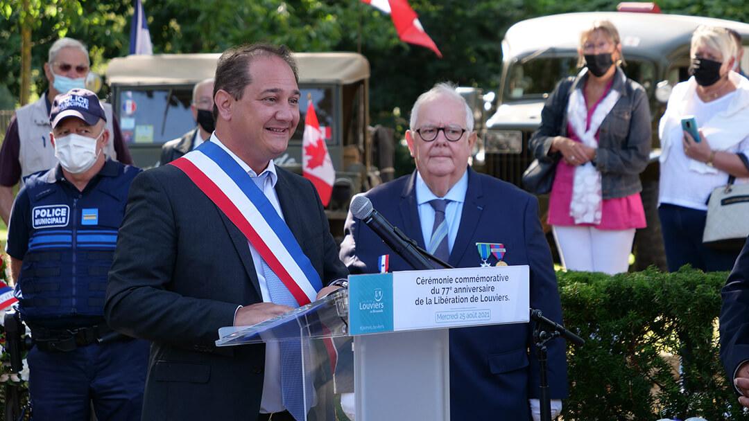 Libération de Louviers