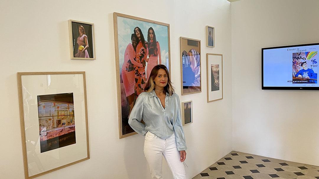 Kamila K Stanley au musée de Louviers