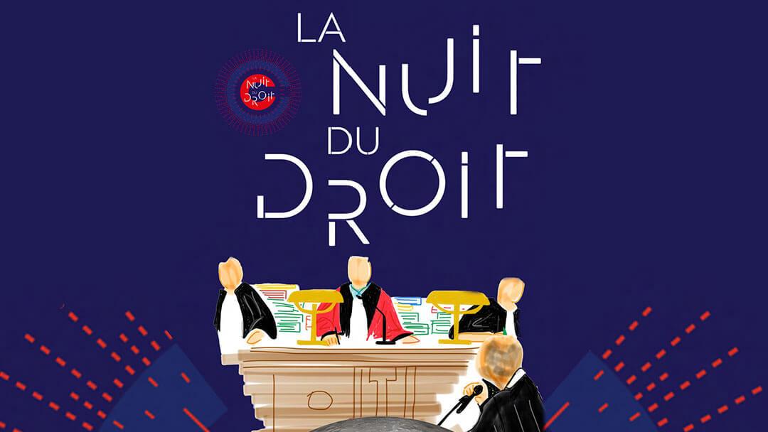 Nuit du Droit à Louviers 2021